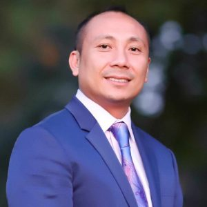 Charles Yang, Staffing Coordinator